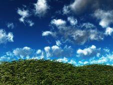 Free Windy Hills Royalty Free Stock Photos - 2073628