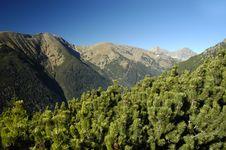 Free High Tatras Mountains Royalty Free Stock Photo - 2073685