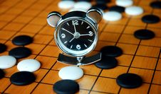 Free The Game Of Go Stock Image - 2074291