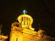 Mitropolitan Cathedral Timisoara 5 Stock Images