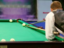 Free Billiard Royalty Free Stock Photography - 2076137