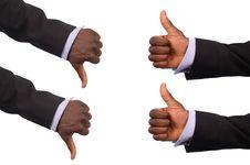 Free Team Decisions Stock Image - 2076561