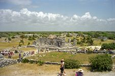 Free Ruins Of Tulum Royalty Free Stock Photo - 2076965