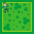 Free St. Patrick S Day Card Invite Stock Photos - 20700023