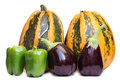 Free Peppers And Pumpkin Stock Images - 20703624