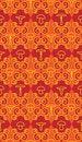 Free Mushroom Pattern Stock Photo - 20704150