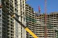Free Building Crane Royalty Free Stock Photos - 20704538