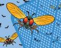 Free Swarm Stock Image - 20704991