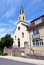 Free Old Church In Medieval City Stock Photo - 20709030
