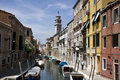 Free Buildings On A Canal In Venice Royalty Free Stock Image - 20709186