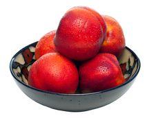 Free Peaches Royalty Free Stock Photo - 20700035