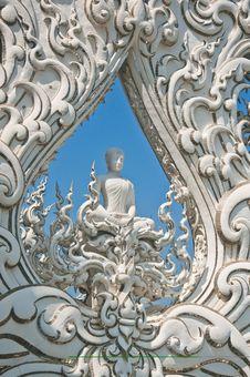 Free Delicate Monk Statue Stock Image - 20700601