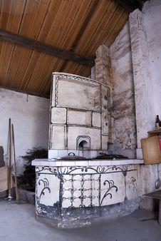 Free Farmhouse Kitchen Stock Photography - 20700612
