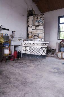 Free Farmhouse Kitchen Stock Photo - 20700690
