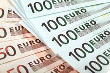 Free Euro Banknotes Stock Photo - 20700990