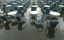 Free Chairs And Tables Stock Photos - 20701013
