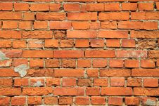 Free Red Brick Wall Royalty Free Stock Image - 20701256