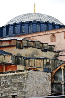 Free Hagia Sofia Stock Photography - 20701352