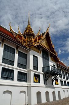 Free Royal Grand Palace Bangkok Thailand Royalty Free Stock Image - 20701356