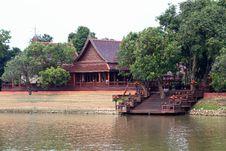 Free Thai House Royalty Free Stock Image - 20701656