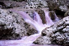 Free Magic Mountains Waterfall Royalty Free Stock Images - 20701659