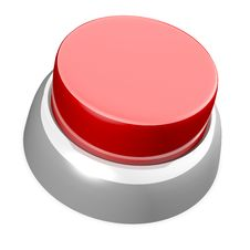 Free Red Button Royalty Free Stock Photo - 20703615