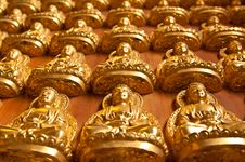 Free Buddha Statue At Wat Lengnoeiyi2 In Thailand Stock Photos - 20706743