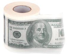Free Toilet Paper. Stock Image - 20706831