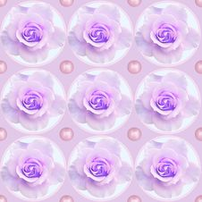 Free Pattern Of Roses Stock Photos - 20706913