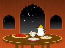 Free Illustration For Ramadan Kareem Stock Photo - 20707540