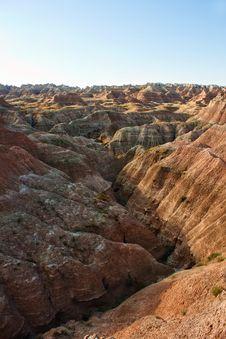 Free Badlands, South Dakota, USA Royalty Free Stock Images - 20707699