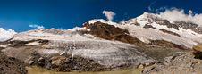 Free Mountain Glacier Royalty Free Stock Image - 20709056