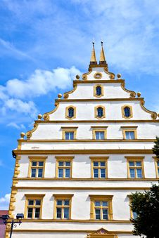 Free Seinsheim Castle In Medieval Town Royalty Free Stock Photos - 20709058