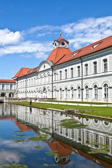 Free Park In Nymphenburg Castle Royalty Free Stock Images - 20709149