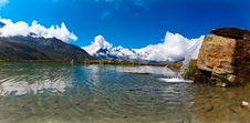Free Mountain Lake Royalty Free Stock Images - 20709249