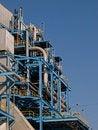 Free Manhattan Beach Power Plant Close Up Stock Photo - 20714310