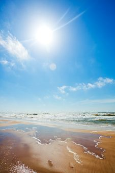 Free Beach Stock Image - 20711751