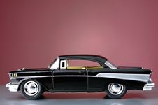 Free Model Of An Old Car Royalty Free Stock Images - 20712459