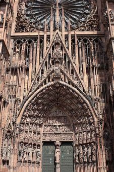 Free Strasbourg Cathedral Stock Images - 20714764