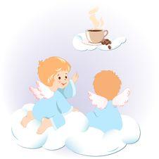 Free Angels Stock Image - 20714931