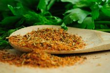Free Spice Mixture Royalty Free Stock Photography - 20715587