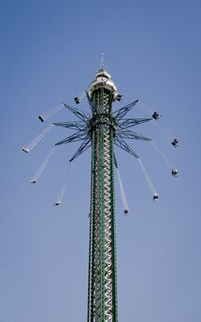 Free Chairoplane Royalty Free Stock Image - 20716016