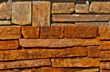 Free Stone Brick Wall I Stock Photography - 20716652