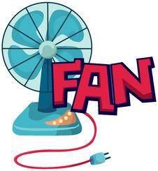 Free Fan Stock Image - 20717801