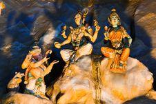 Free Statue Of God At Batu Caves, Kuala-Lumpur Stock Image - 20717841