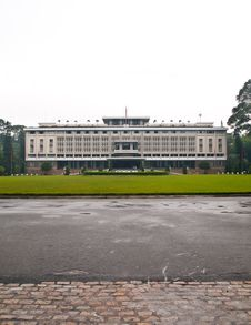 Free Reunification Hall, Saigon Vietnam Stock Photos - 20719293