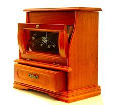 Free Open Small Wooden Locker Stock Photography - 20719422