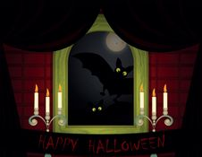 Free Halloween Background Stock Images - 20719984