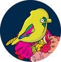 Free Elegant  Bird Royalty Free Stock Image - 20720536