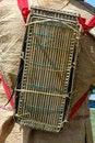 Free Backpacks Tribal Kalimantan Indonesia Stock Images - 20723654
